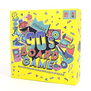 Totally 90s Board Games