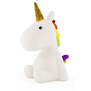 Rechargeable Unicorn Colour Changing Night Light
