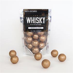 Bombe de Bain Whisky
