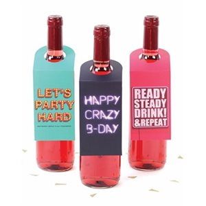 Party Winetags